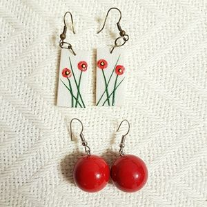 Jewelry - Earings 2 pairs